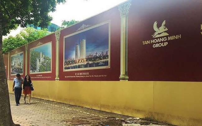 Chủ tịch Hà Nội nói về các dự án đất vàng Hàng Bài, Lý Thường Kiệt của hai đại gia BĐS