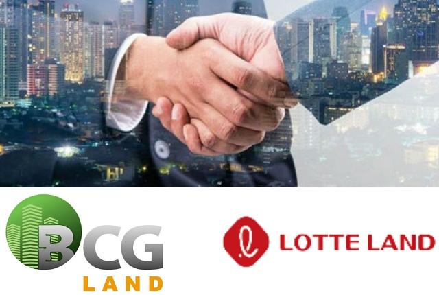 BCG Land và Lotte Land ký kết hợp tác chiến lược