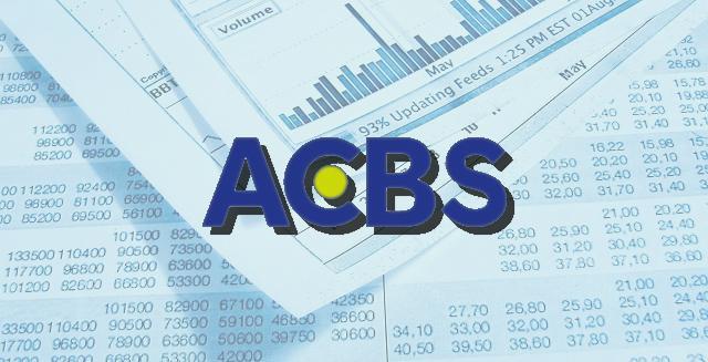 Quý 3, ACBS đạt lãi gần 28 tỷ đồng