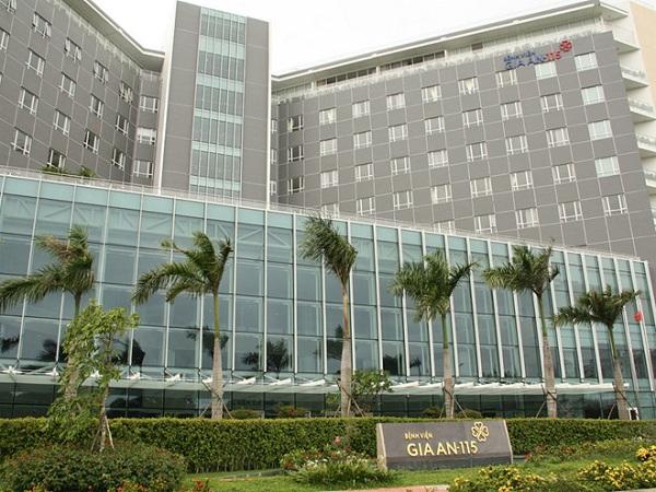 Bệnh viện Gia An 115 liên quan gì tới Bệnh viện Nhân dân 115?