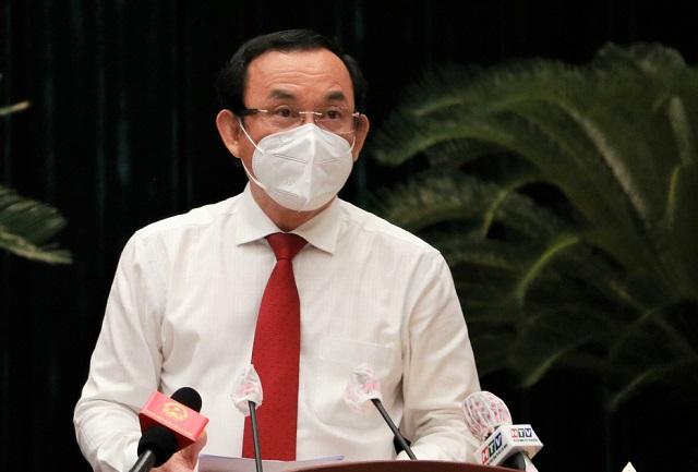 Bí thư Nguyễn Văn Nên nói về yêu cầu cấp thiết của việc mở cửa kinh tế