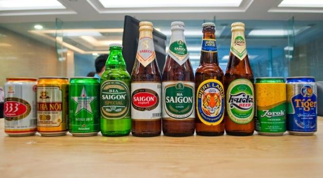 Tiếp khách ngoại, chỉ được dùng rượu, bia nội?