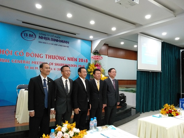 ĐHĐCĐ BMP: Người Thái chiếm 3/5 thành viên HĐQT, cổ tức tối thiểu 20%