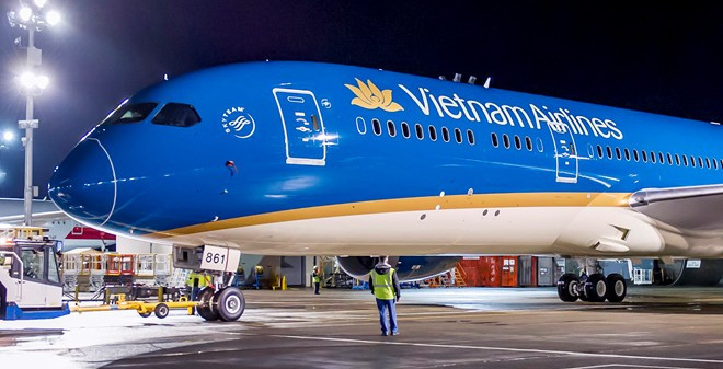 Vietnam Airlines thông tin việc 34 khách gặp vấn đề về sức khỏe trên chuyến bay Tp. HCM - Tokyo