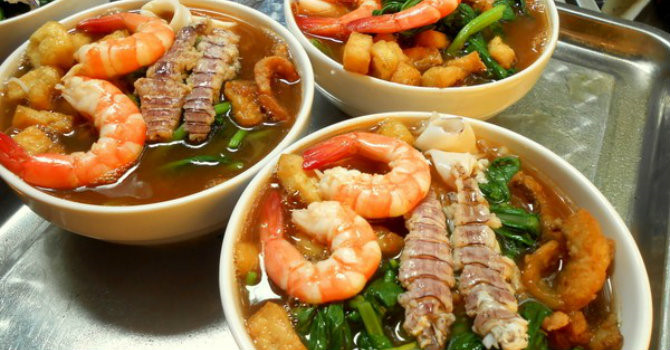 Thị trường 24h: Những hàng ăn doanh thu vài chục triệu mỗi ngày ở Hà thành