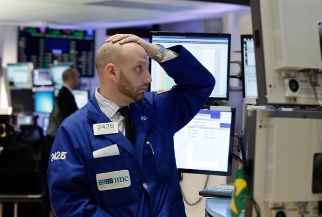 IMF: Thị trường cổ phiếu có thể rớt mạnh trong vài tháng tới