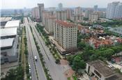 Đường Hà Đông - Xuân Mai dài 23km và rộng từ 40-60m