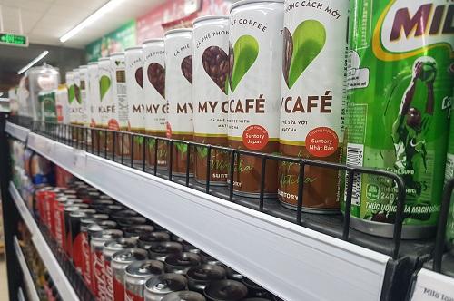 Thị trường cà phê lon dậy sóng