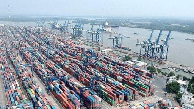 Cảng Cát Lái tạm ngưng tiếp nhận nhiều loại hàng hóa