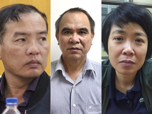 Vì sao ông c và bà Phương Anh bị bắt?
