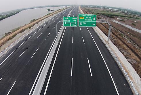 Chính phủ tính cách trả hơn 4.000 tỷ đồng cho chủ đầu tư cao tốc Hà Nội - Hải Phòng