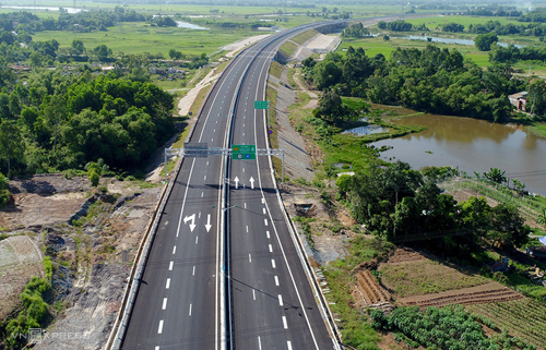 Hai dự án cao tốc Bắc Nam sẽ khởi công vào tháng 8