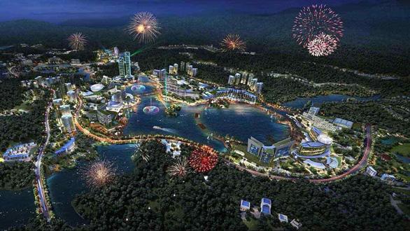 Có thể sửa nghị định để cấp phép casino tại Vân Đồn