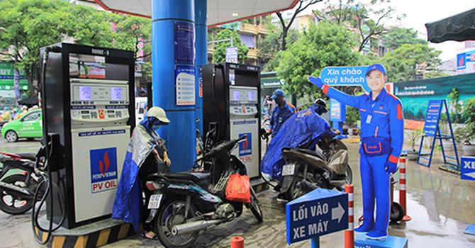 """""""Ông lớn"""" xăng dầu Việt đua thay đổi hình ảnh với khách hàng"""