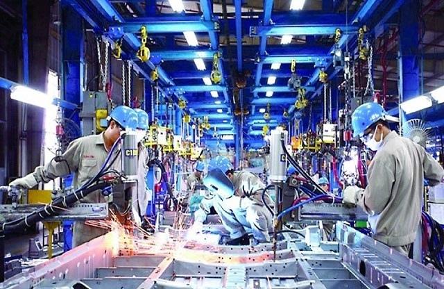Chỉ số sản xuất công nghiệp tháng 5/2020 tăng 11.2% so với tháng trước