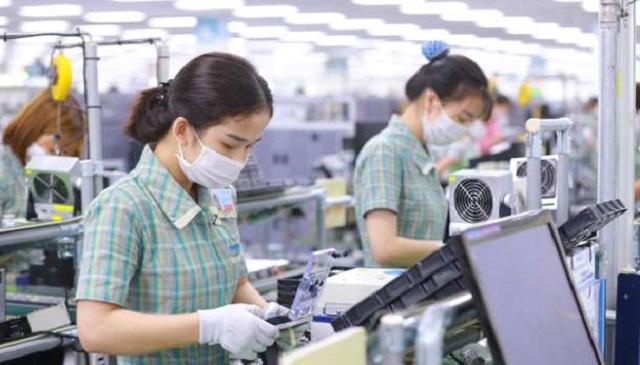 Chỉ số sản xuất công nghiệp tháng 10/2020 tăng 3.6% so với tháng trước