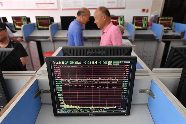 Khối ngoại trở lại với chứng khoán Trung Quốc
