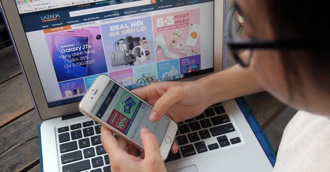 Siêu thị online tiếp tục bị người Trung thâu tóm