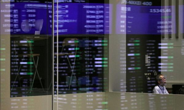 Chứng khoán châu Á giao dịch ảm đạm trước thềm cuộc họp chính sách của Fed