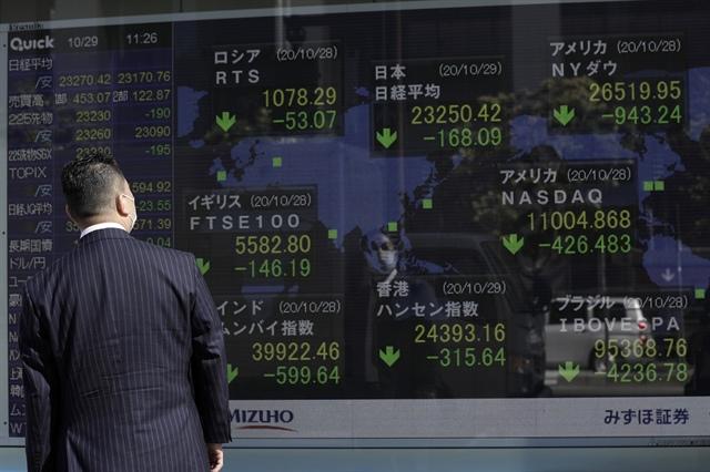 Khối ngoại rót 48 tỷ USD vào chứng khoán châu Á