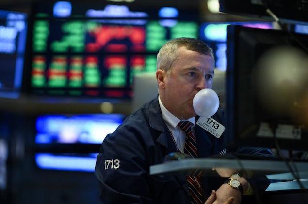 Chứng khoán Mỹ tăng nhẹ trước thềm cuộc họp Fed