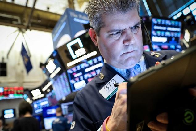 Hợp đồng tương lai Dow Jones giảm mạnh vì nỗi lo chiến tranh thương mại