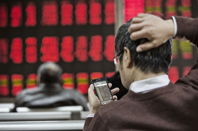 Mọi ánh mắt dõi theo đà tăng không thể cản phá của chứng khoán Trung Quốc
