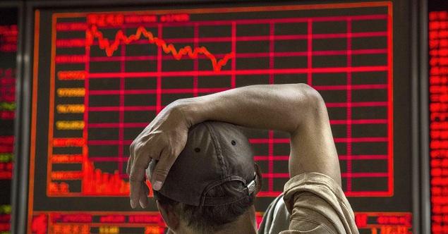 Shanghai rớt hơn 2%, chứng khoán Hồng Kông giảm mạnh
