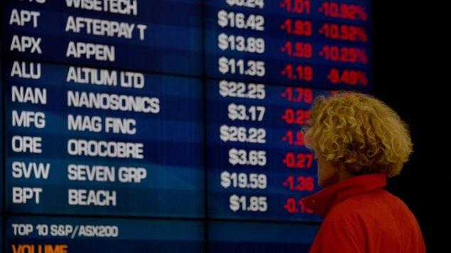 Chứng khoán Châu Á đỏ lửa đầu phiên sau báo cáo thương mại ảm đạm hơn dự báo từ Trung Quốc