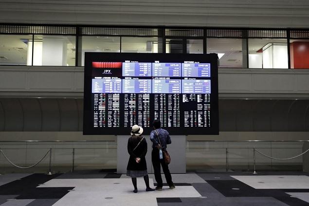 """Chứng khoán Nhật Bản """"bốc hơi"""" hơn 500 tỷ USD trong năm 2018"""