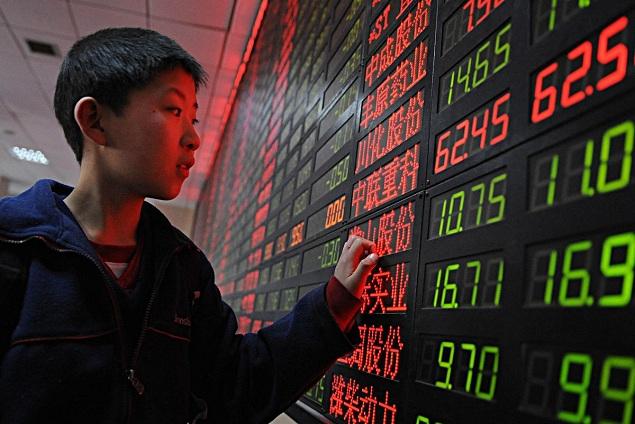 Liên tục lao dốc, cổ phiếu Trung Quốc trở nên hấp dẫn trong mắt khối ngoại