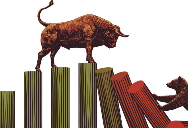 Áp lực chốt lãi đẩy thị trường giảm điểm, cổ phiếu dầu khí vừa thăng hoa đã vụt tắt