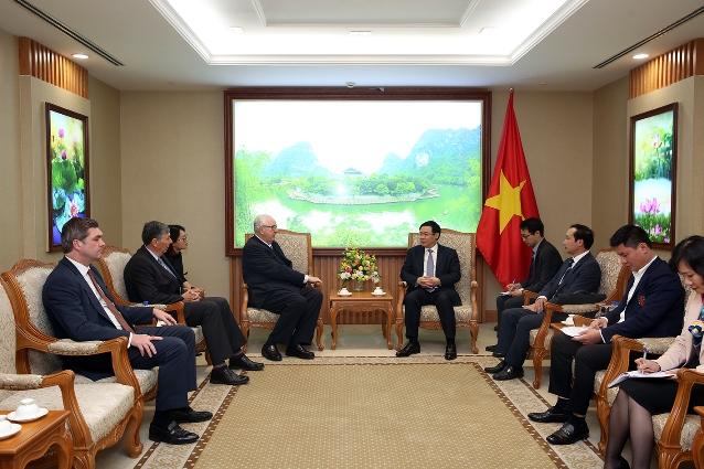 Tập đoàn Jardines Matheson quan tâm tới cổ phần hoá tại Việt Nam