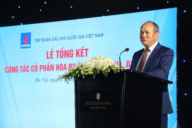 Nhà nước thu về 7,450 tỷ đồng thặng dư từ IPO PVPower, BSR và PVOil