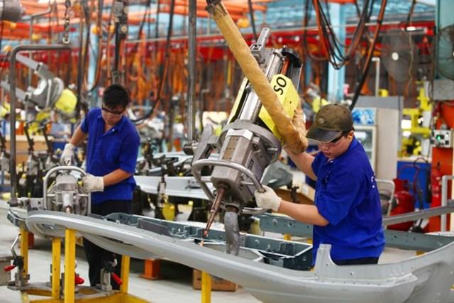 Quý 1/2020 ngành công nghiệp chế biến, chế tạo có mức tăng thấp nhất giai đoạn 2016-2020