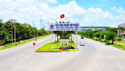 """Doanh thu cho thuê đất nhảy vọt, năm 2017 """"ông lớn"""" ngàn tỷ KCN Hiệp Phước đạt lãi ròng hơn 91 tỷ đồng"""