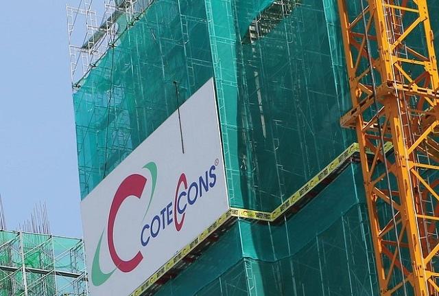 Doanh thu và lợi nhuận sụt mạnh, Coteccons đón quý kinh doanh kém nhất trong hơn 5 năm
