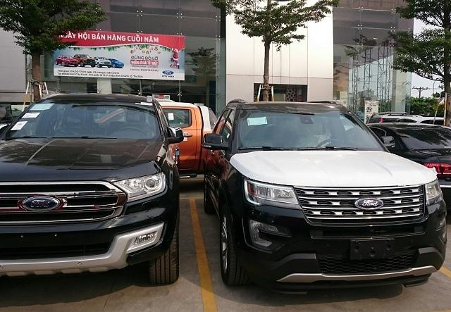 Một doanh nghiệp phân phối ô tô bị cưỡng chế gần 4.5 tỷ đồng