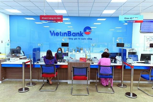 Giá cổ phiếu CTG tăng trần sau khi NHNN chấp thuận cho VietinBank tăng vốn