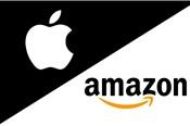 Amazon sắp đắt giá hơn Apple