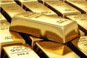 Giá vàng tiếp tục giảm do đồng USD mạnh