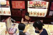 Giá vàng trong nước giảm 40.000 đồng mỗi lượng