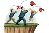 Các ngân hàng lớn tăng lãi suất huy động