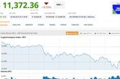 Giá Bitcoin bất ngờ rớt thảm xuống dưới 10.000 USD