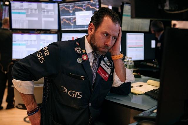 Dow Jones Futures rớt hơn 500 điểm, chứng khoán châu Á giảm mạnh