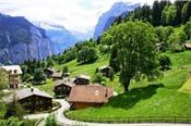 Ngôi làng Thụy Sỹ bán nhà giá 1 USD