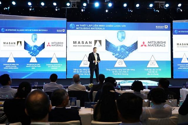 ĐHĐCĐ Masan High-Tech Materials: Tiếp tục mở rộng nền tảng tái chế vật liệu công nghiệp công nghệ cao