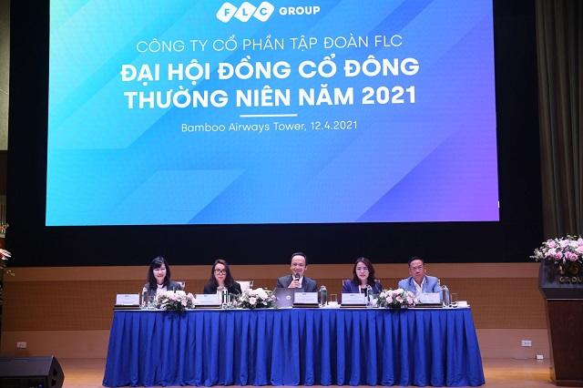 Ông Trịnh Văn Quyết hứa tặng quà cho cổ đông FLC, tối đa 100 triệu đồng