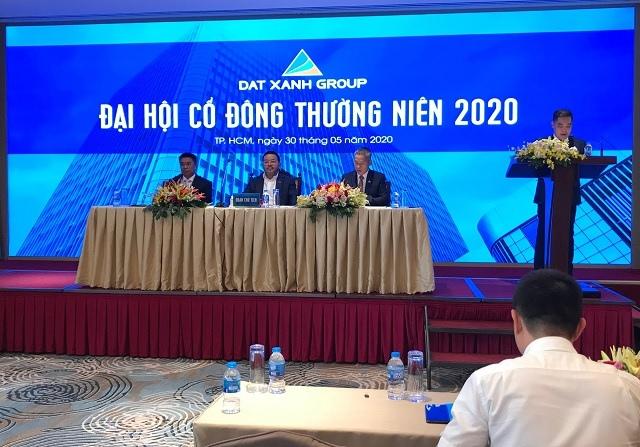 ĐHĐCĐ DXG: Kế hoạch 2020 lãi ròng 1,034 tỷ đồng, giảm 15%