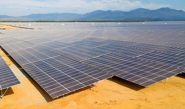 BCG rót 6,200 tỷ đồng vào nhà máy điện mặt trời